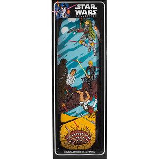 "Santa Cruz Star Wars Collectible Sarlaac Pit Scene 10.0"" Deck"