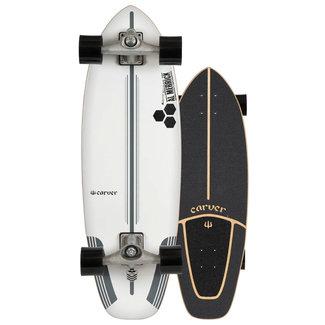 """Carver CI Flyer 30.75"""" Surfskate Complete"""