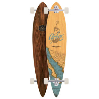 "Arbor Performance Groundswell Timeless 42"" Longboard Complete"