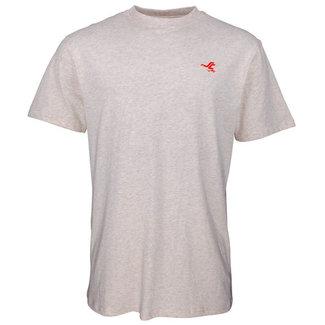 Santa Cruz Pusher Tee T-shirt Athletic Heather