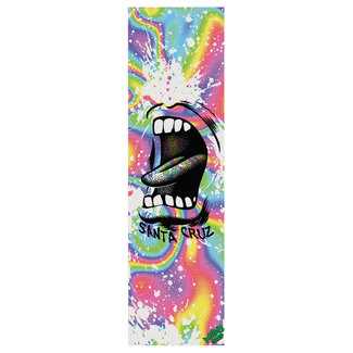 MOB Santa Cruz Big Mouth Splatter Griptape 9""