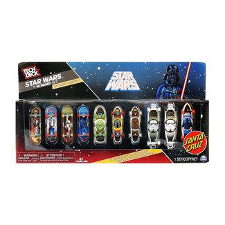 Tech Deck Star Wars Limited 10 Board Collectors Set