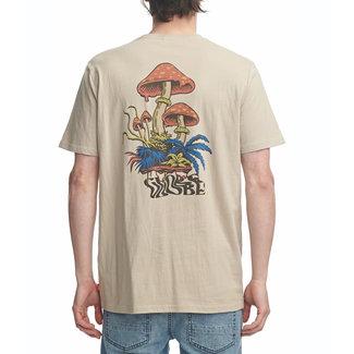 Globe Nature Walk Tee T-Shirt Cashew