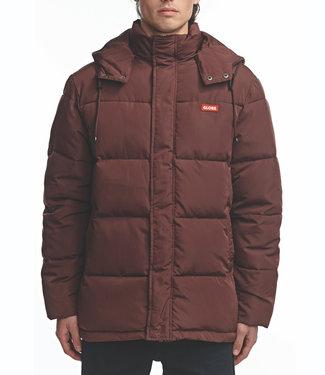 Globe Ignite Reversible Puffer Jacket Bark