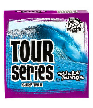 Sticky Bumps Cool/Cold Tour Series Wax (Below 20°)
