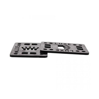 """Luxe 1/8"""" Black Riser Pads"""