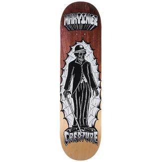 Creature Martinez The Immigrant VX 8.25 Skateboard Deck