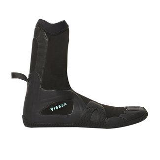 Vissla Seven Seas Round Toe Boot 7MM Black