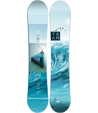 Nitro Team Exposure Wide 2021 Snowboard