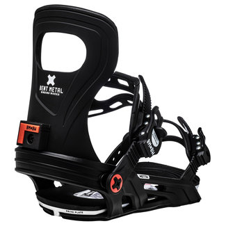 Bent Metal Metta 2021 Binding Black