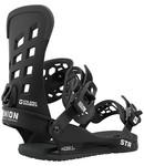UNION STR 2021 Snowboard Binding Black