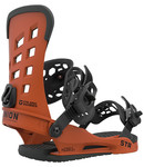 UNION STR 2021 Snowboard Binding Burnt Orange