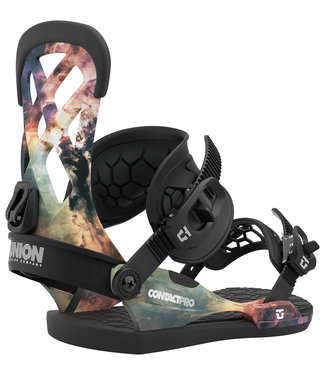 UNION Contact Pro 2021 Snowboard Binding Space Dust