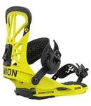 UNION Flite Pro 2021 Snowboard Binding Hazard Yellow