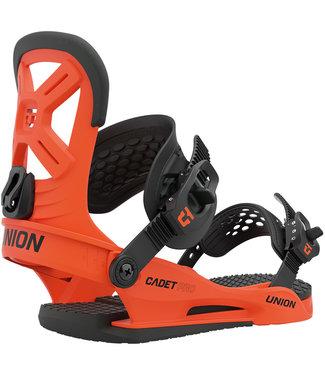UNION Cadet PRO 2021 Snowboard Binding Union Orange