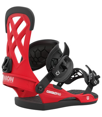 UNION Contact Pro 2021 Binding Red