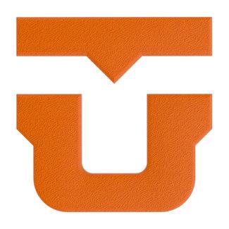 UNION U Stomp pad Orange