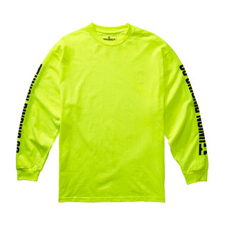 UNION UBC Long Sleeve Safety Green