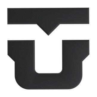 UNION U Stomp Pad Black