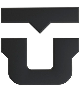 UNION U Stomp Pad Black