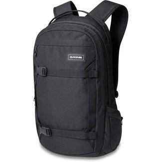 Dakine Mission 25L Snowpack Black