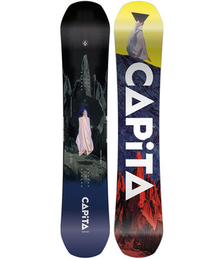 Capita Defenders Of Awesome Wide 2021 Snowboard