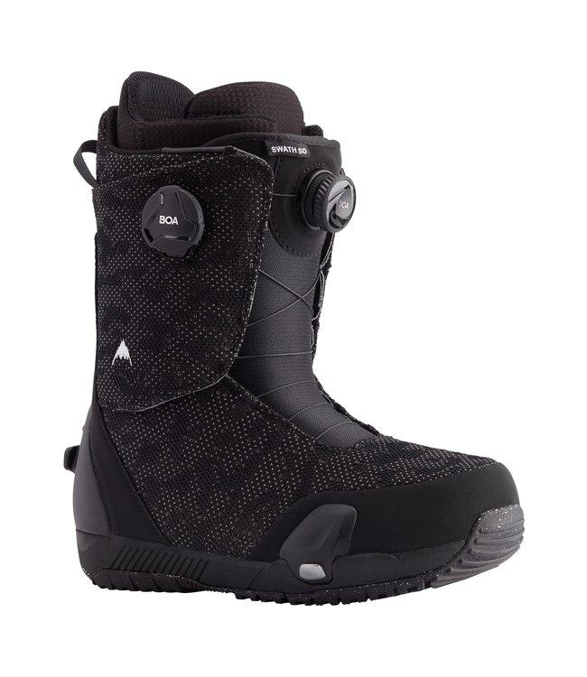 Burton Swath Step On Black 2021 Snowboard Boots