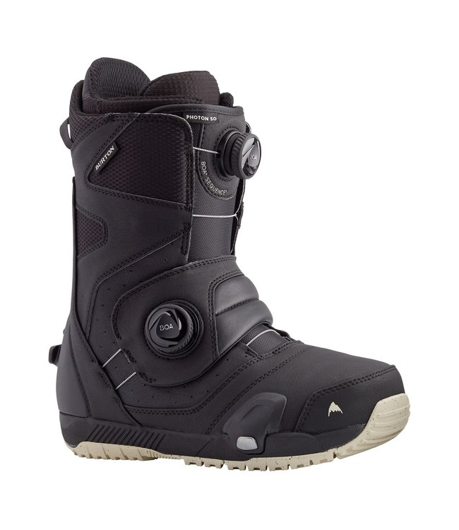 Burton Photon Step On Wide Black 2021 Snowboard Boots