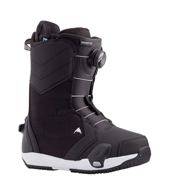 Burton Limelight Step On Black 2021 Snowboard Boots