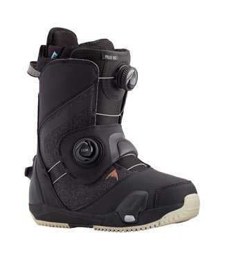 Burton Felix Step On Black 2021 Snowboard Boots