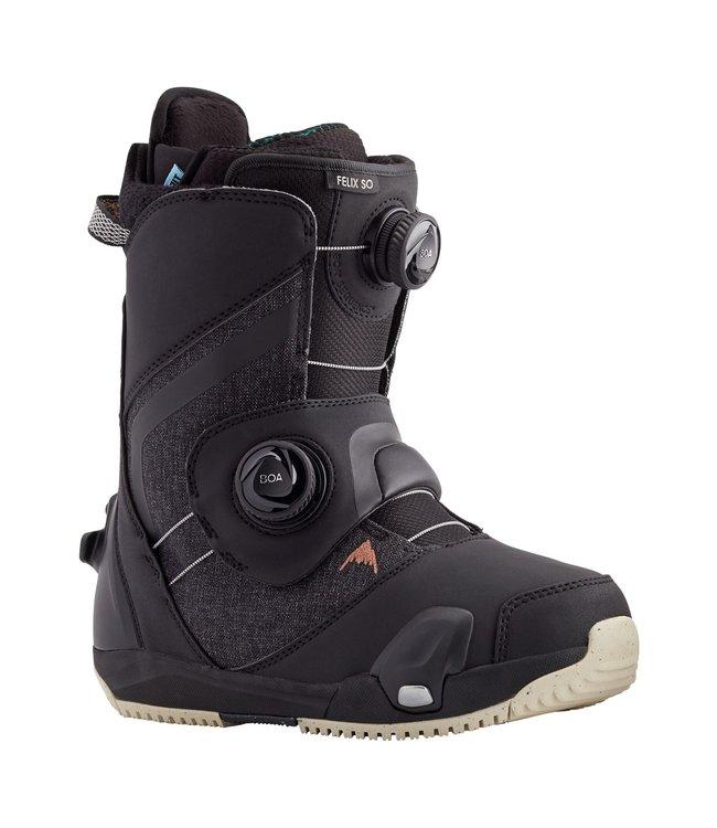 Burton Felix Step On Black 2021 Snowboard Boots