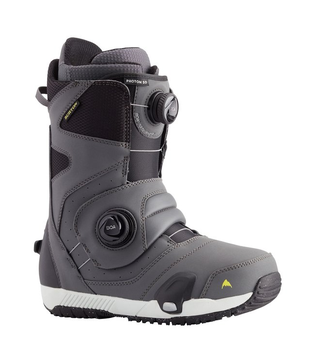 Burton Photon Step On Gray 2021 Snowboard Boots