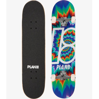 "Plan B Team Tune Out 7.75"" Skateboard Complete"