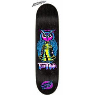 "Santa Cruz Asta Night Owl Powerply 8.0"" Skateboard Deck"