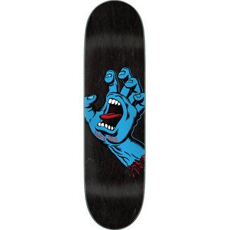 "Santa Cruz Screaming Hand FA20 8.6"" Skateboard Decks Black"