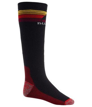 Burton M Emblem Mdwt Socks True Black 2021