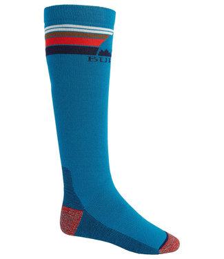 Burton M Emblem Mdwt Socks Bay Blue 2021