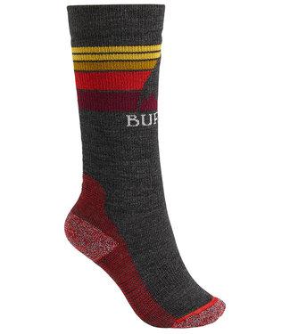 Burton Kids Emblem Mdwt Socks True Black 2021