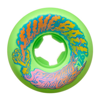 Slime Balls Vomit Mini 53 mm 97A Green Skateboard Wheels