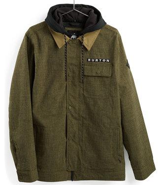 Burton M Dunmore Jacket Keef Heather 2021