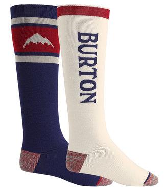 Burton M Weekend Mdwt Socks 2Pk Mood Indigo 2021