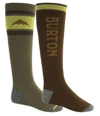 Burton M Weekend Mdwt Socks 2Pk Mrtini/Keef 2021