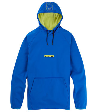 Burton M Crown Wpf Pullover Lapis Blue 2021