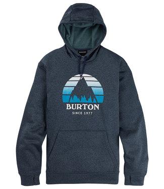 Burton M Oak Seasonal Pullover Dress Blue Heather 2021