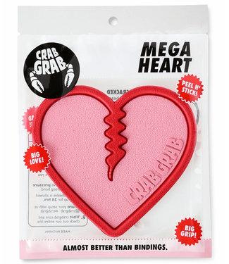 Crab Grab Mega Heart Traction Bubblegum