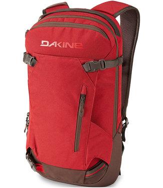 Dakine Heli Pack 12L Deep Red
