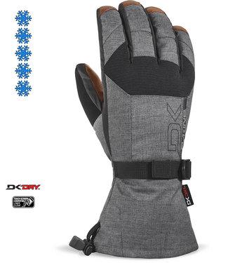 Dakine Leather Scout Glove Carbon