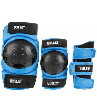 Bullet Triple Padset Standard Combo Junior Blue/Black