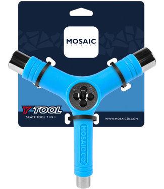 Mosaic Y-Tool Blue