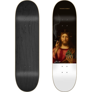 """Jart Renaissance II Weedsuschrist 8.0"""" Skateboard Deck"""